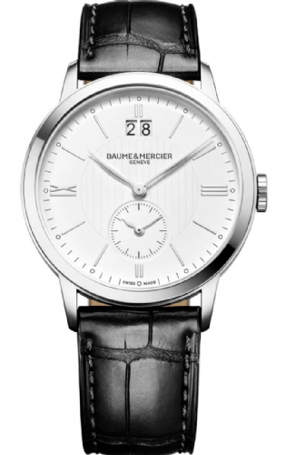 BAUME & MERCIER Classima Dual Time Gents Watch 10218